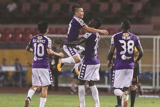 Comeback brings Ha Noi FC to precipice of league title