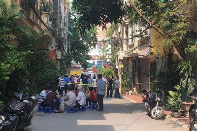 Nam thanh niên nghi giết 2 nữ sinh rồi nhảy lầu ở Hà Nội đã tử vong