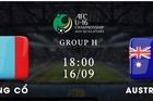 Xem trực tiếp U16 Mông Cổ vs U16 Australia: Vòng loại U16 châu Á