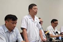 Bệnh viện Nhi Trung ương nói về sức khỏe bé trai 3 tuổi bị bỏ quên trên xe, phía gia đình không đồng ý tiếp xúc