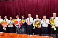 Đảng bộ TP.HCM có thêm 5 thành ủy viên mới