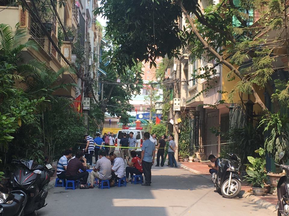 Hai nữ sinh bị sát hại ở Hà Nội, nghi liên quan đến tình ái