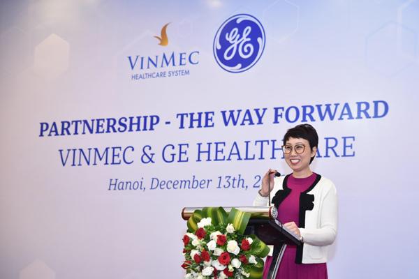 Y tế hàn lâm - đích đến đầy khát vọng của Vinmec