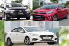 Với 450 triệu, chọn Kia Soluto hay Toyota Vios và Hyundai Accent?