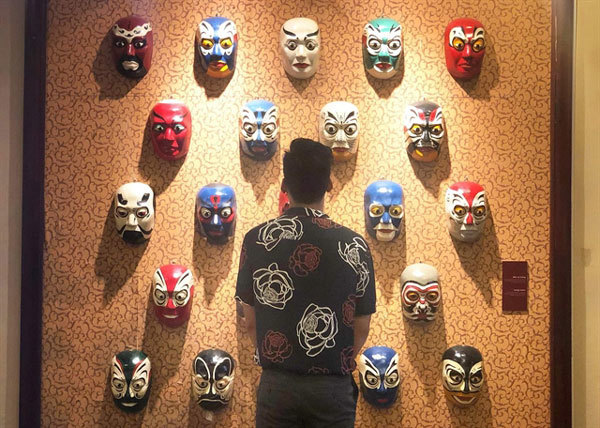 Behind The Mask exhibition offers a glimpse into Vietnamese classical drama