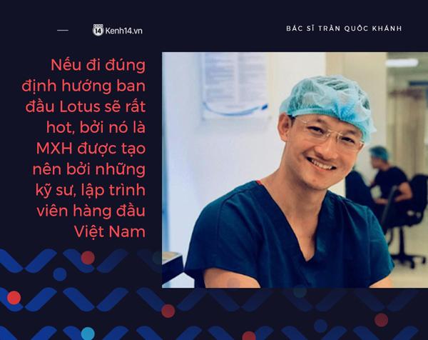 Lotus - sân chơi mới cho người dùng mạng xã hội Việt Nam