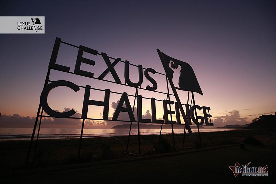 Giải golf Lexus Challenge 2019