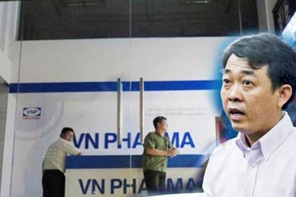 Vụ VN Pharma: Xem xét xử lý cán bộ diện Bộ Chính trị, Ban Bí thư quản lý