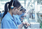 VN university graduates take jobs at factories