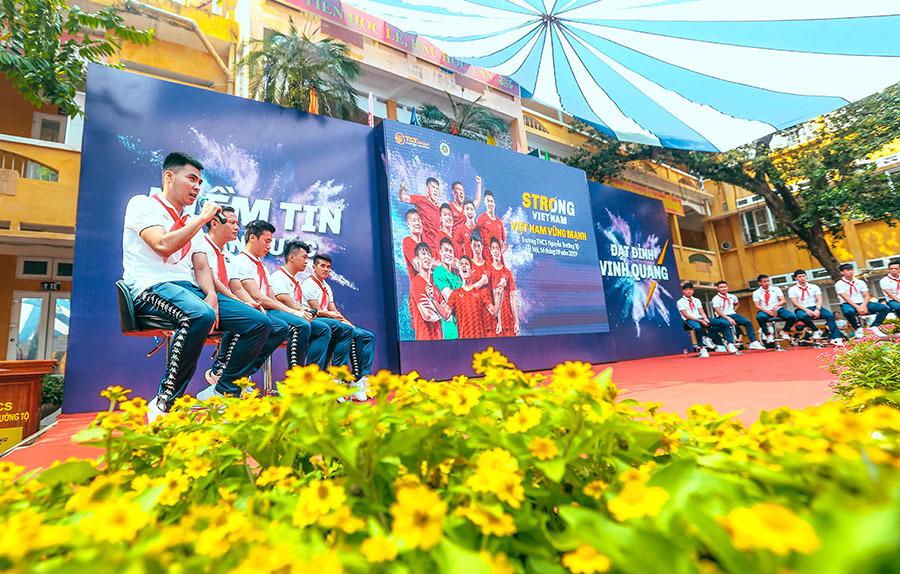 Quang Hải,Duy Mạnh,Hà Nội FC