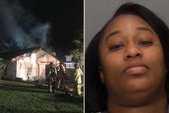 Bạn trai hẹn đến nhà ân ái nhưng ngủ quên, cô gái châm lửa đốt nhà