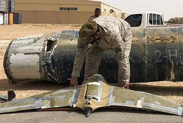 Liên quân Ảrập tuyên bố vũ khí tấn công nhà máy dầu là của Iran