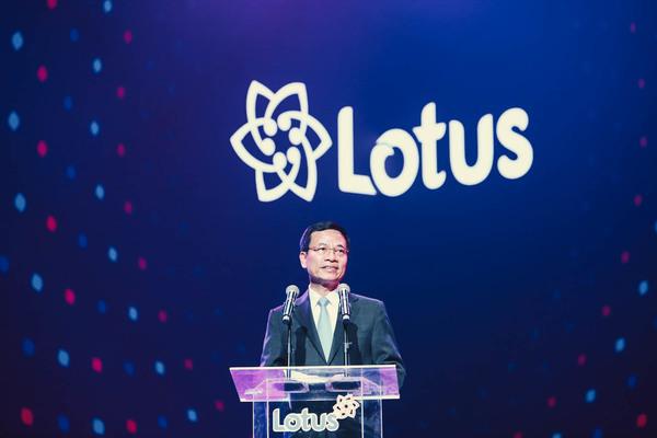 Lotus,Mạng xã hội