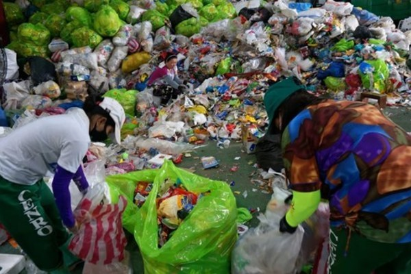 Philippines joins Southeast Asian effort to end plastic waste