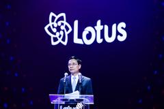 Toàn văn phát biểu của Bộ trưởng Nguyễn Mạnh Hùng tại lễ ra mắt MXH Lotus