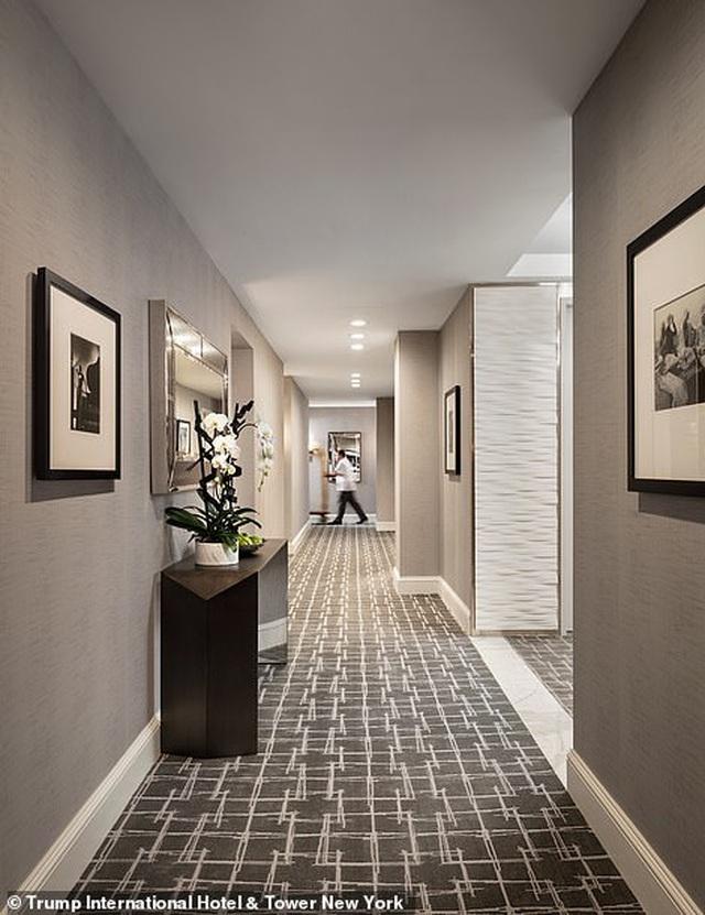 Khách sạn của tổng thống Donald Trumps được xếp hạng tốt nhất thế giới