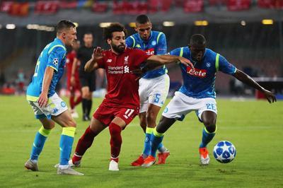Napoli vs Liverpool: Đại tiệc tấn công