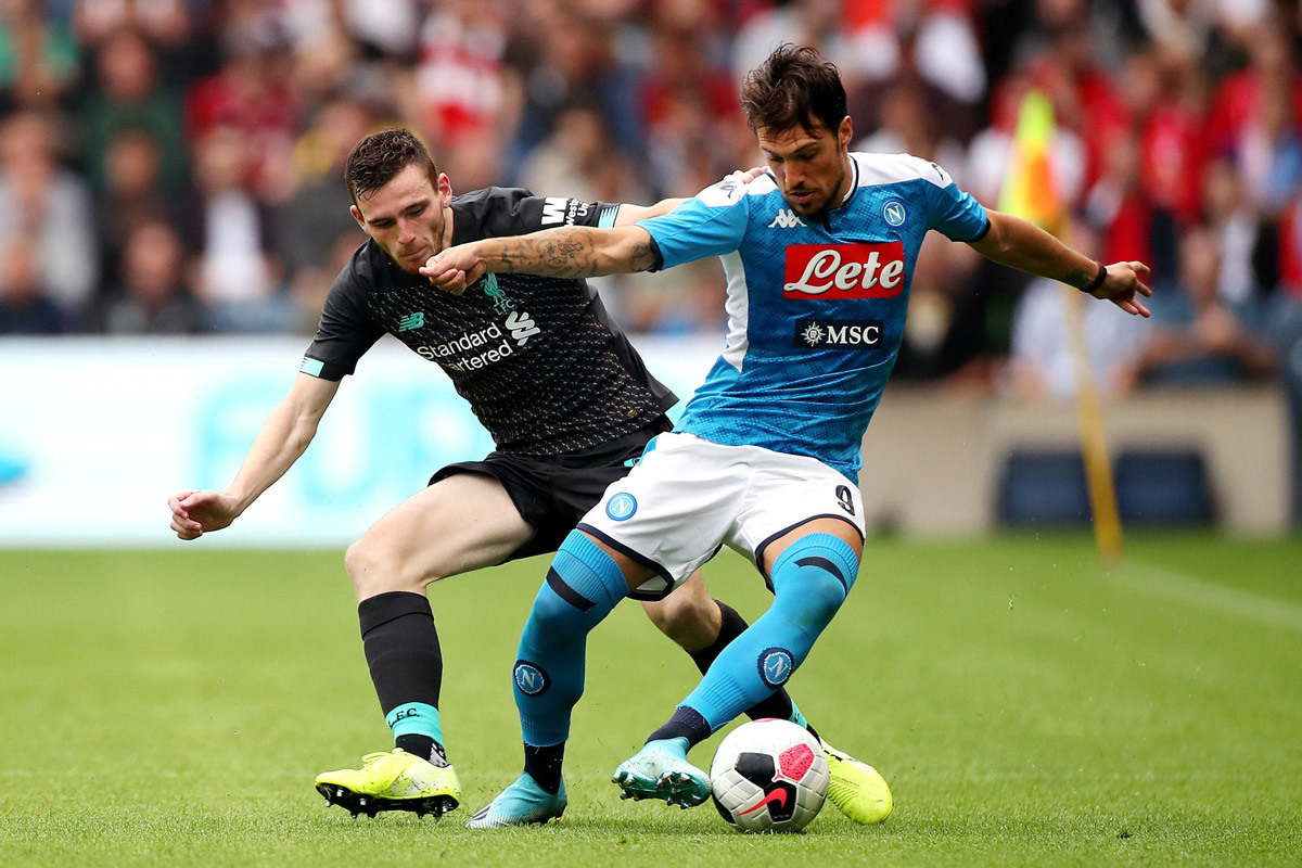 Cúp C1,Napoli,Liverpool,Napoli vs Liverpool