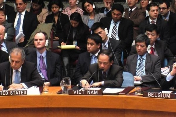 Vietnam - United Nations' responsible, active member
