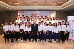 Học bổng Acecook Happiness tiếp tục đồng hành cùng sinh viên Việt Nam