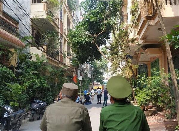 Three die in murder-suicide in Hanoi