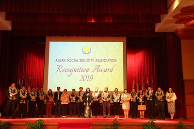 Khai mạc Hội nghị Ban chấp hành Hiệp hội An sinh xã hội ASEAN (ASSA) 36
