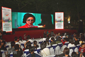 Over 1,000 cinema workers to join VN Film Fest 2019