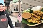 Bán món ăn vặt đầy vỉa hè, người phụ nữ thu hàng chục triệu/ngày