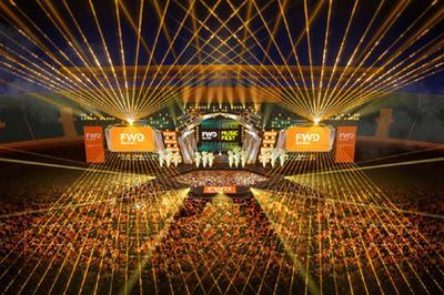 Chờ đợi gì ở đại nhạc hội FWDhoành tráng nhất năm?
