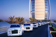 Độ xa xỉ của khách sạn 7 sao dành cho giới siêu giàu ở Dubai