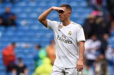 Hazard bị nhạo vì chưa gì đã quay lưng Chelsea