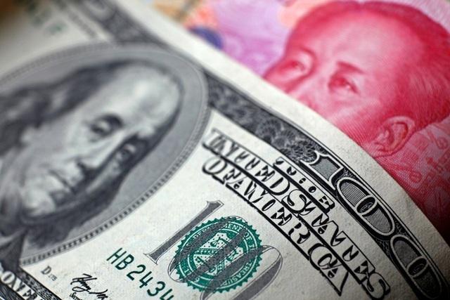 Nhân dân tệ,Trung Quốc,chiến tranh thương mại