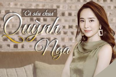 """""""Cá sấu chúa"""" Quỳnh Nga: Mọi người sẽ thấy tôi và anh Việt Anh song hành"""