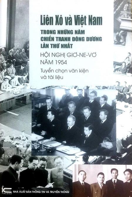 Book on Soviet Union-Vietnam friendship in First Indochina War published