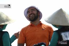 """Golfer Việt kiều mướt mồ hôi """"săn"""" tiền thưởng giải golf 1,5 tỷ"""