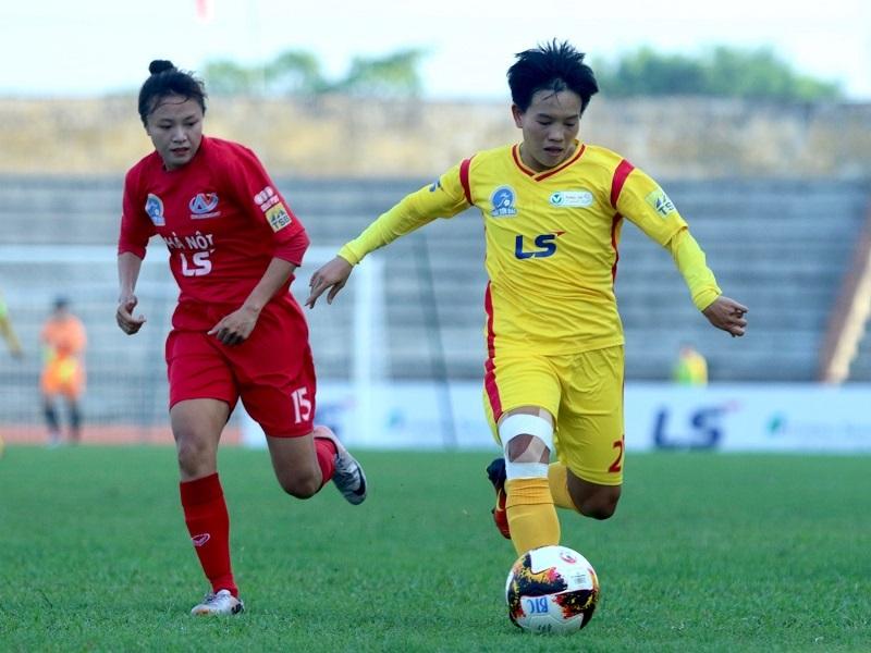 bóng đá nữ,giải nữ VĐQG 2019,TP.HCM I,Hà Nội