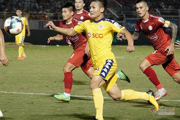 tuyển Việt Nam,HLV Park Hang Seo,V-League 2019,Vòng loại World Cup 2022
