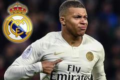 Real Madrid đạt thỏa thuận ký Mbappe 275 triệu euro