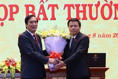 Thủ tướng phê chuẩn Phó chủ tịch UBND tỉnh Phú Thọ