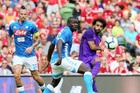 Trực tiếp Napoli vs Liverpool: Cuộc chiến khó lường