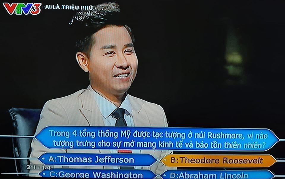 Nguyên Khang đòi thay Phan Đăng làm MC Ai là triệu phú