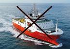 Tàu Hải Dương địa chất 8 rút khỏi vùng biển Việt Nam