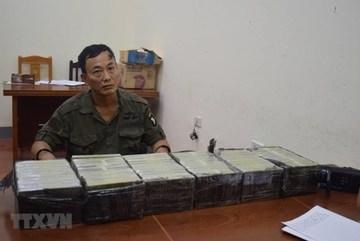 Trafficker of 21 kilogrammes of heroin arrested in Lang Son