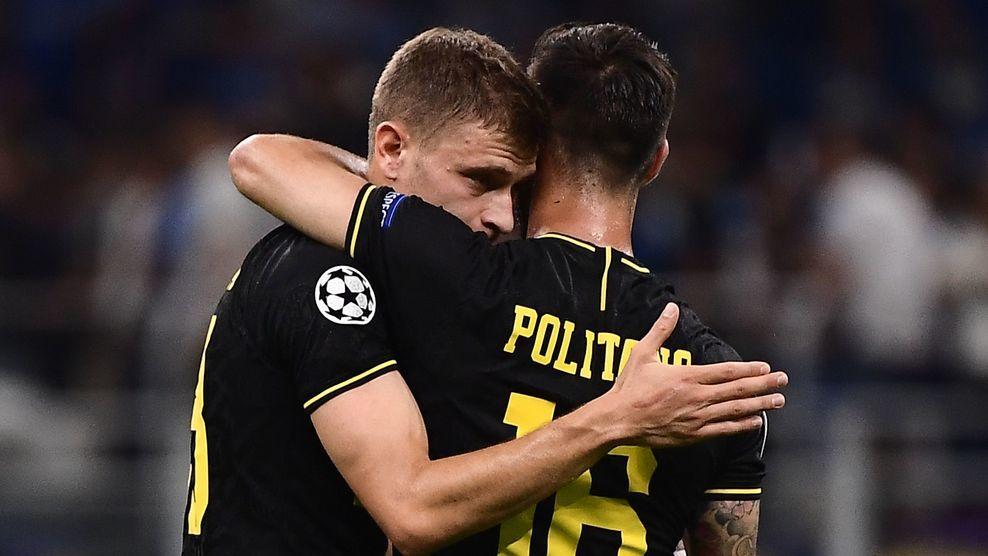Inter Milan,Slavai Praha,Lukaku