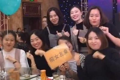 Chú rể  mời 7 bạn gái cũ tới dự đám cưới gây xôn xao dư luận