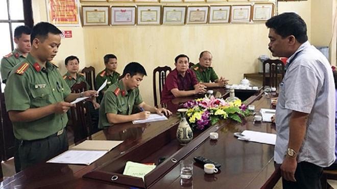 Hà Giang,gian lận thi cử,kỳ thi THPT quốc gia
