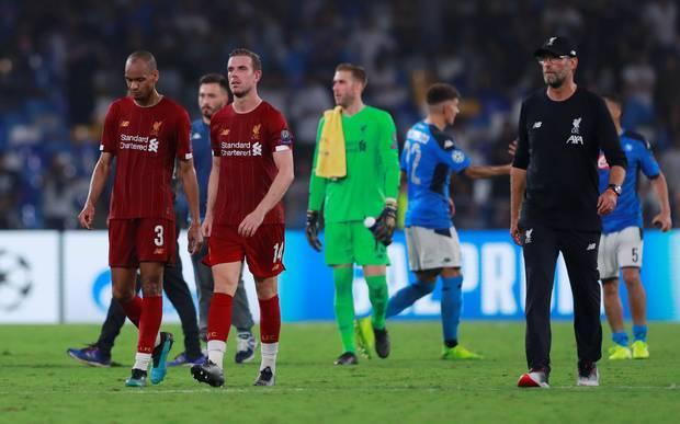 Liverpool thua bẽ bàng ra quân C1, Klopp chất vấn trọng tài