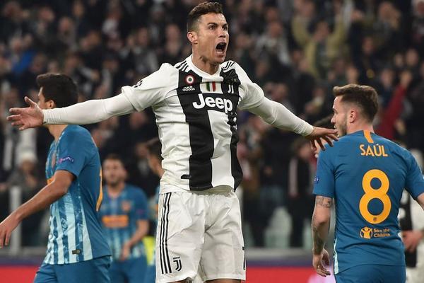 HLV Simeone ngán 'quái thú' Ronaldo, hãi ác mộng C1