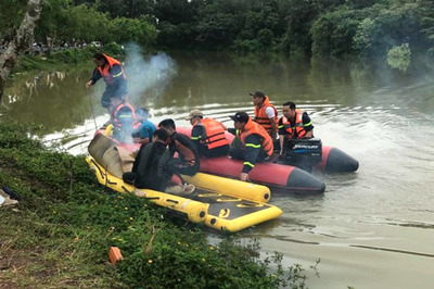 Thi thể nữ sinh và bạn trai cùng trường nổi trên hồ ở Đắk Nông