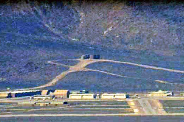 Mỹ,Vùng 51,căn cứ quân sự,tuyệt mật,đột nhập,cấm bay